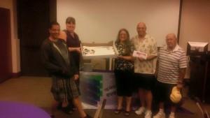 EEE winners of Disneyland Park Hopper Tixs